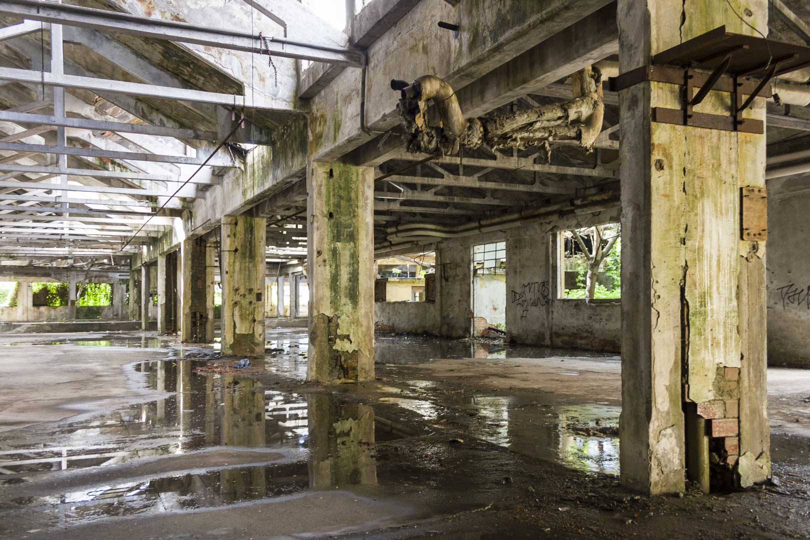 Garis – Abandoned Brakes Factory – Nichelino, Italy