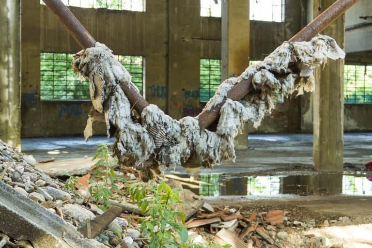 Asbestos at Garis – Abandoned Brakes Factory – Nichelino, Italy