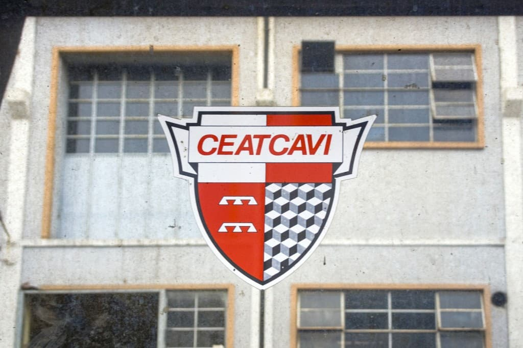 "Abandoned ""Ceat"" Electrical Cables Factory – Turin, Italy"