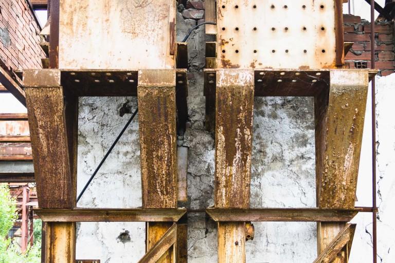 Mandelli – Abandoned Steel Mill – Collegno, Italy
