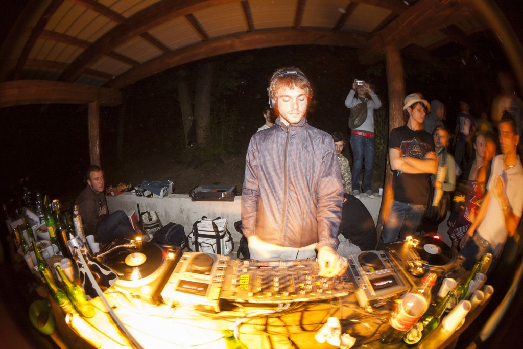 """Boschetto Crew"" Electronic Music Party 1st Edition – Avigliana, Italy"
