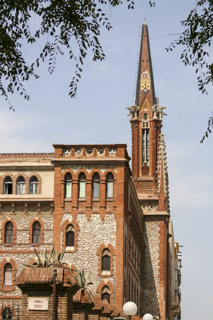 Carmelite church of Tarragona
