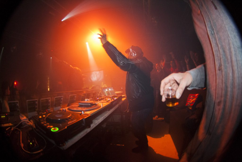 Carl Craig at Jam Club Music Party by Xplosiva – Turin, Italy