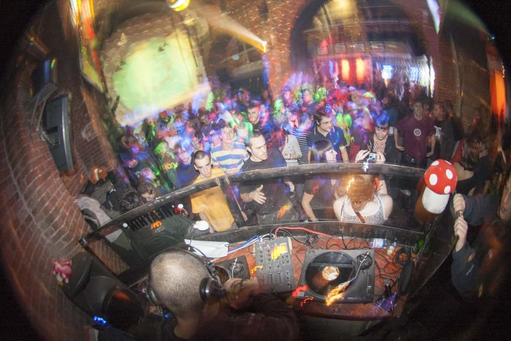ARPxp is Playing Drum and Bass DJ Set at Puddhu Bar in Turin, Italy