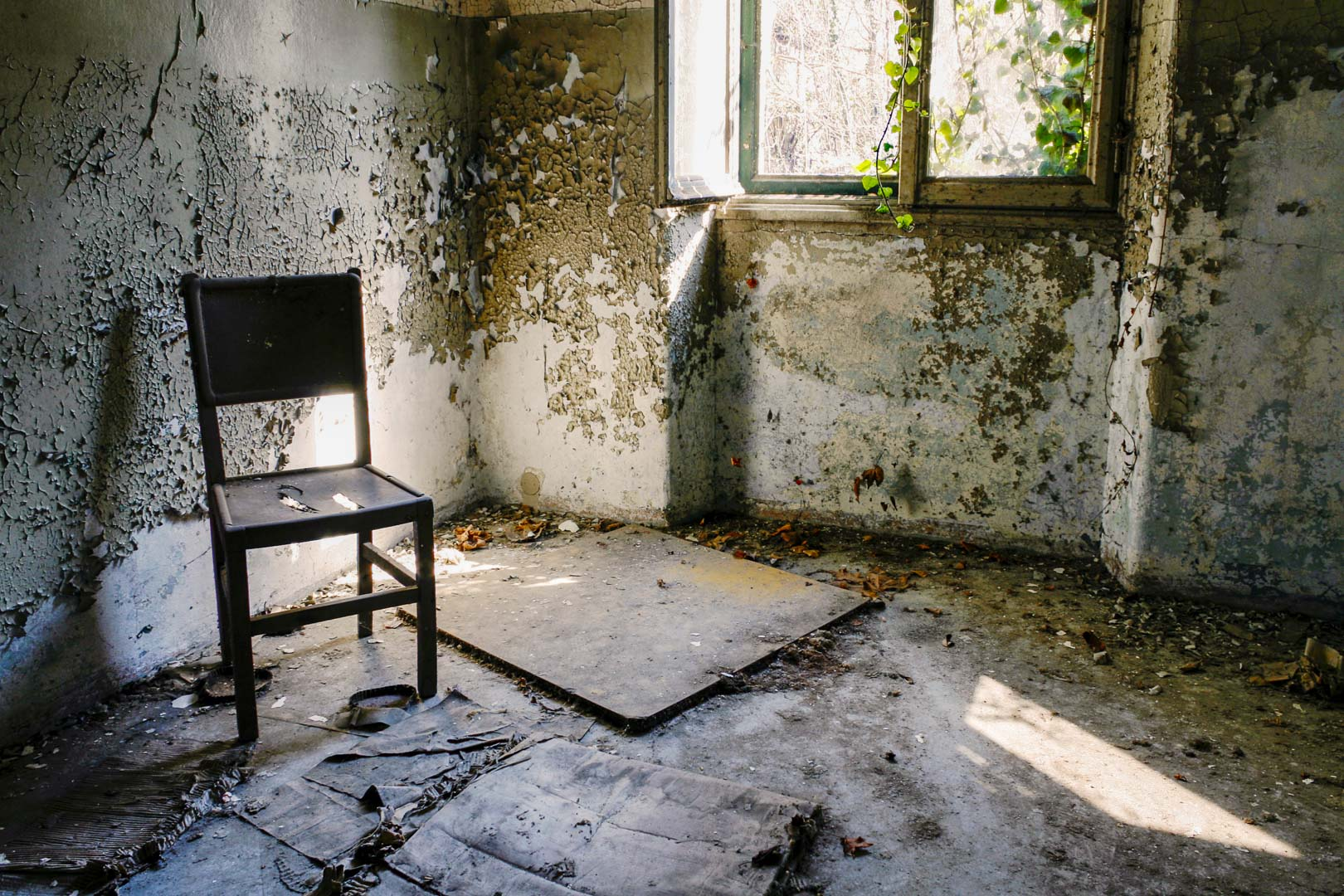 Abandoned Mental Hospital – Vercelli, Italy