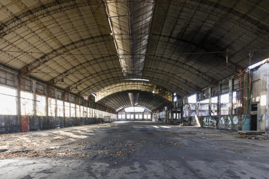 Abandoned Steel Mill – Trana, Italy