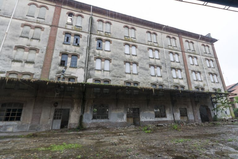 Abandoned Rise Mill – Santhia, Italy