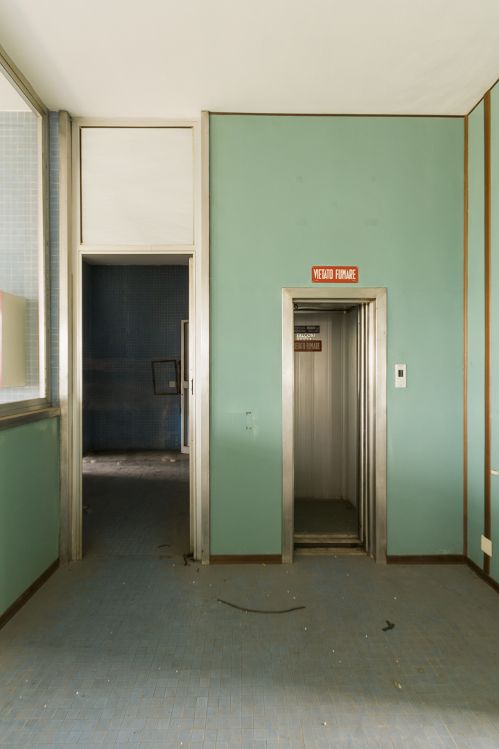 "Abandoned ""Marxer"" Pharmaceutical Laboratory and Research Institute – Loranzè, Italy"