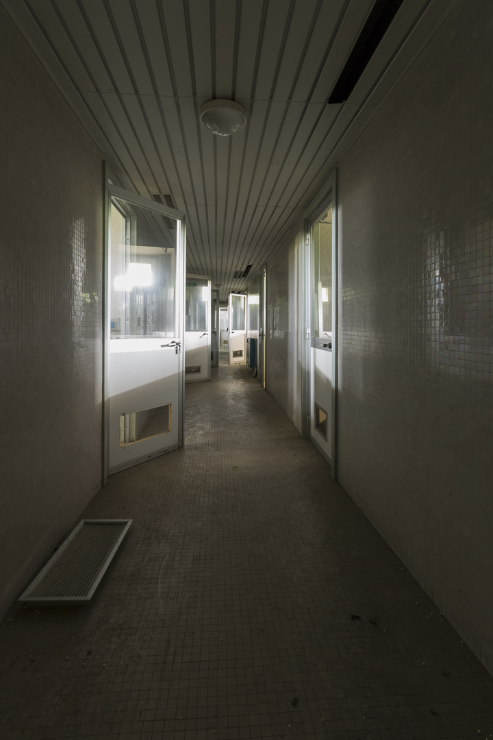"""Abandoned """"Marxer"""" Pharmaceutical Laboratory and Research Institute – Loranzè, Italy"""