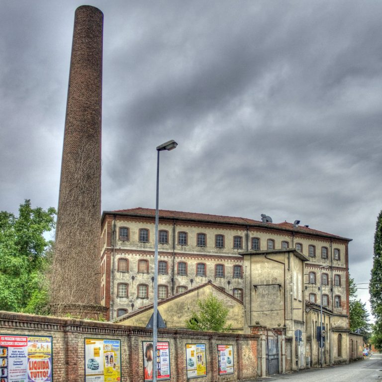 Abandoned Mill – Brandizzo, Italy
