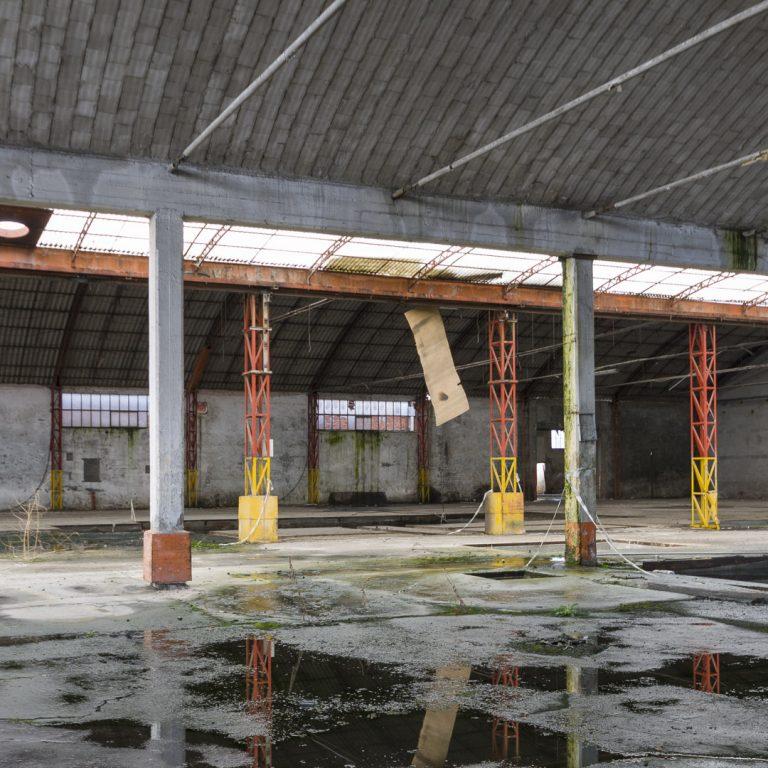 Abandoned Wood Processing Factory SIPAV – Vinovo, Italy