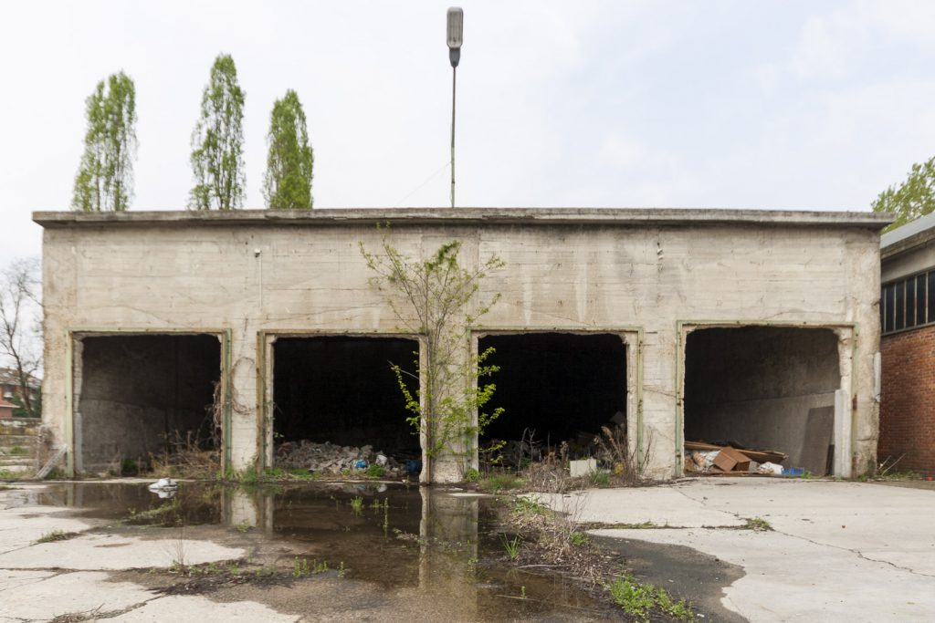 Abandoned Wood Processing Factory SIPAV – Vinovo, Italy