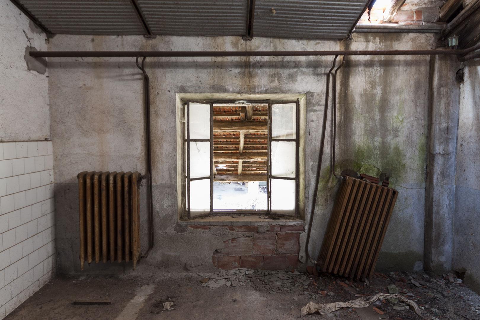 "Abandoned ""Beldi"" Furnace – Novara, Italy"