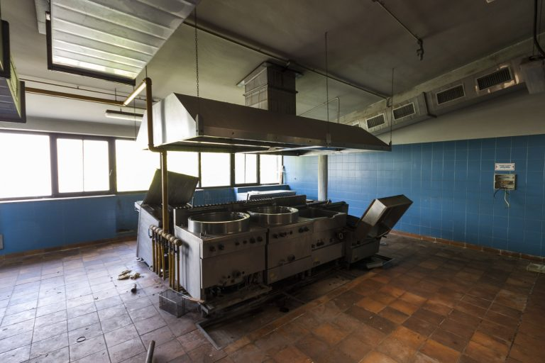"""Abandoned """"DEA"""" Quality Information System Factory – Moncalieri, Italy"""