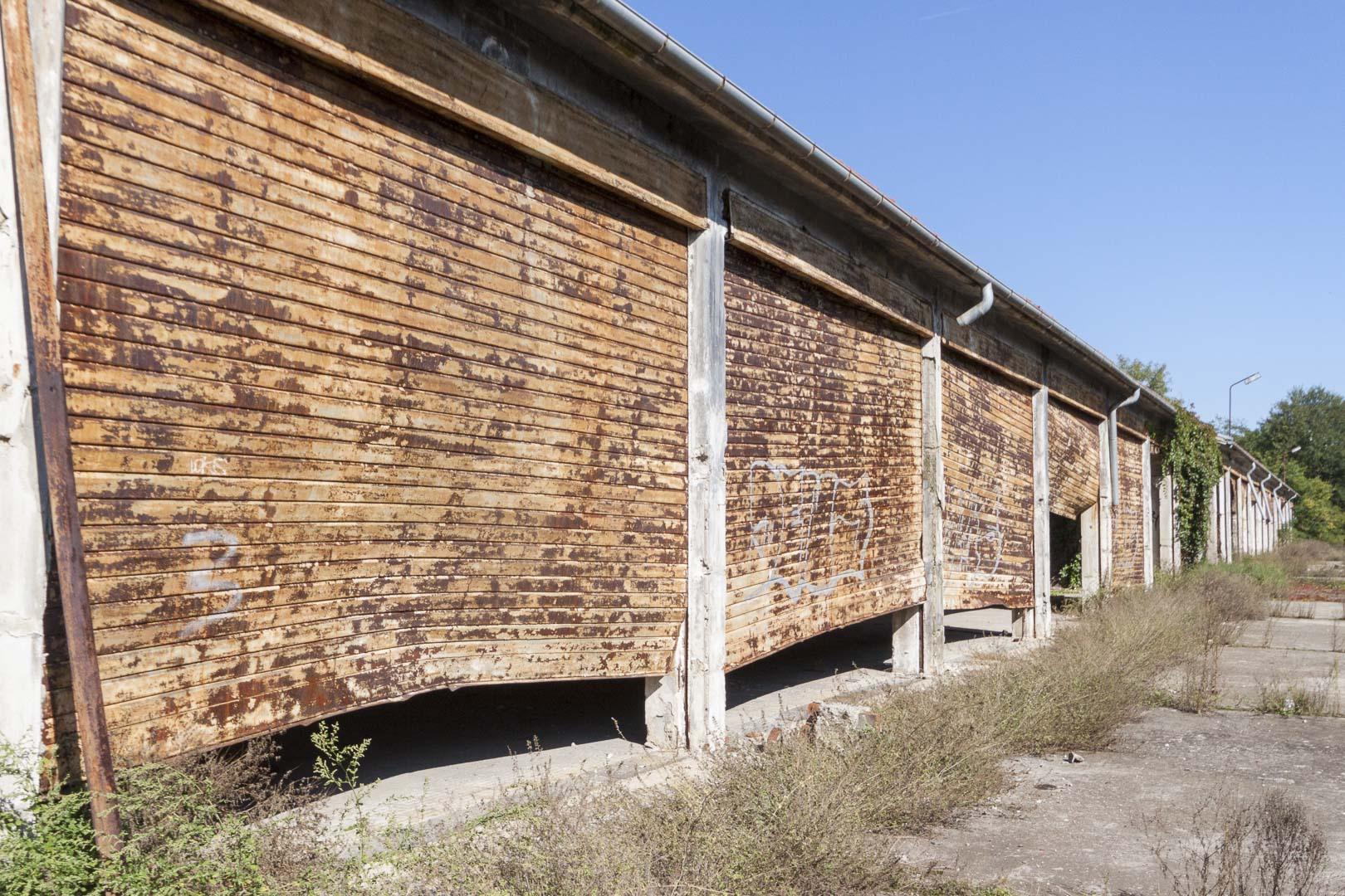 Abandoned Military Fleet – Cambiano, Italy