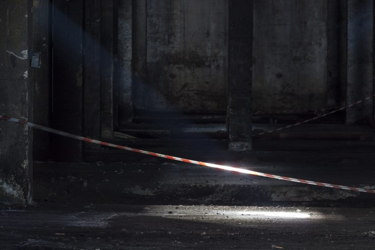 """Abandoned """"Teksid"""" Steel Mill – Carmagnola, Italy"""