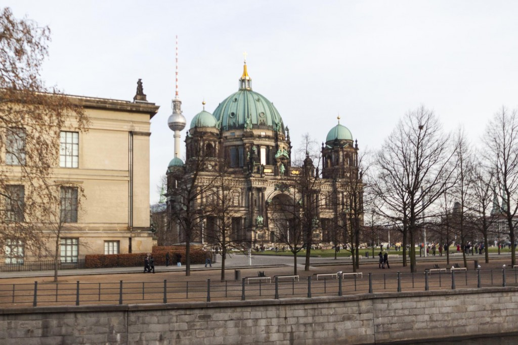 Berliner Fernsehturm and Berlin Cathedral Church – Germany