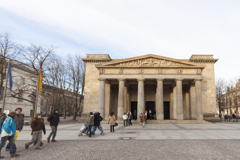 Neue Wache in Berlin – Germany