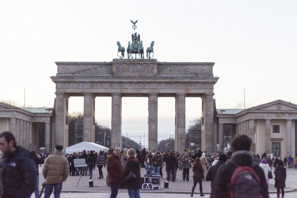 Brandenburg Gate in Berlin – Germany