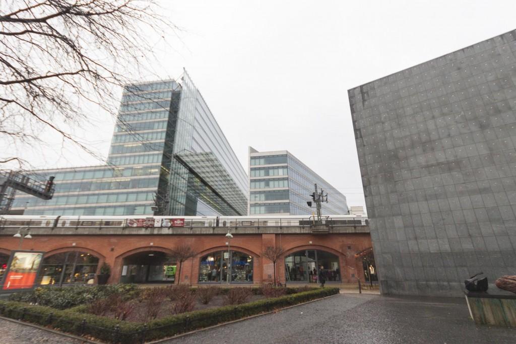 Lotte-Lenya-Bogen in Berlin – Germany
