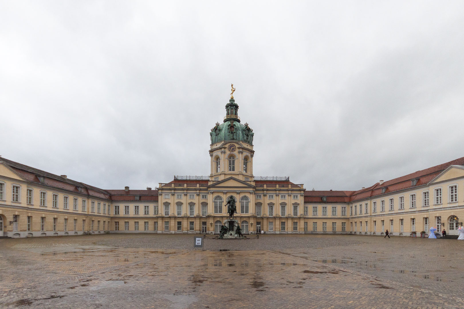 Charlottenburg Palace in Berlin – Germany