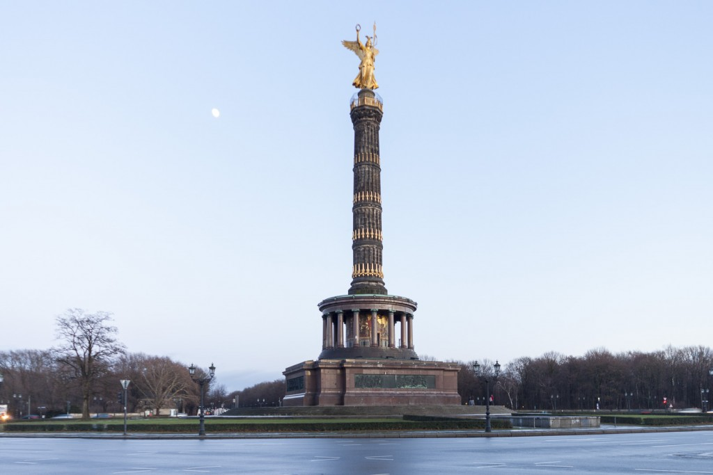 Victory Column in Berlin – Germany