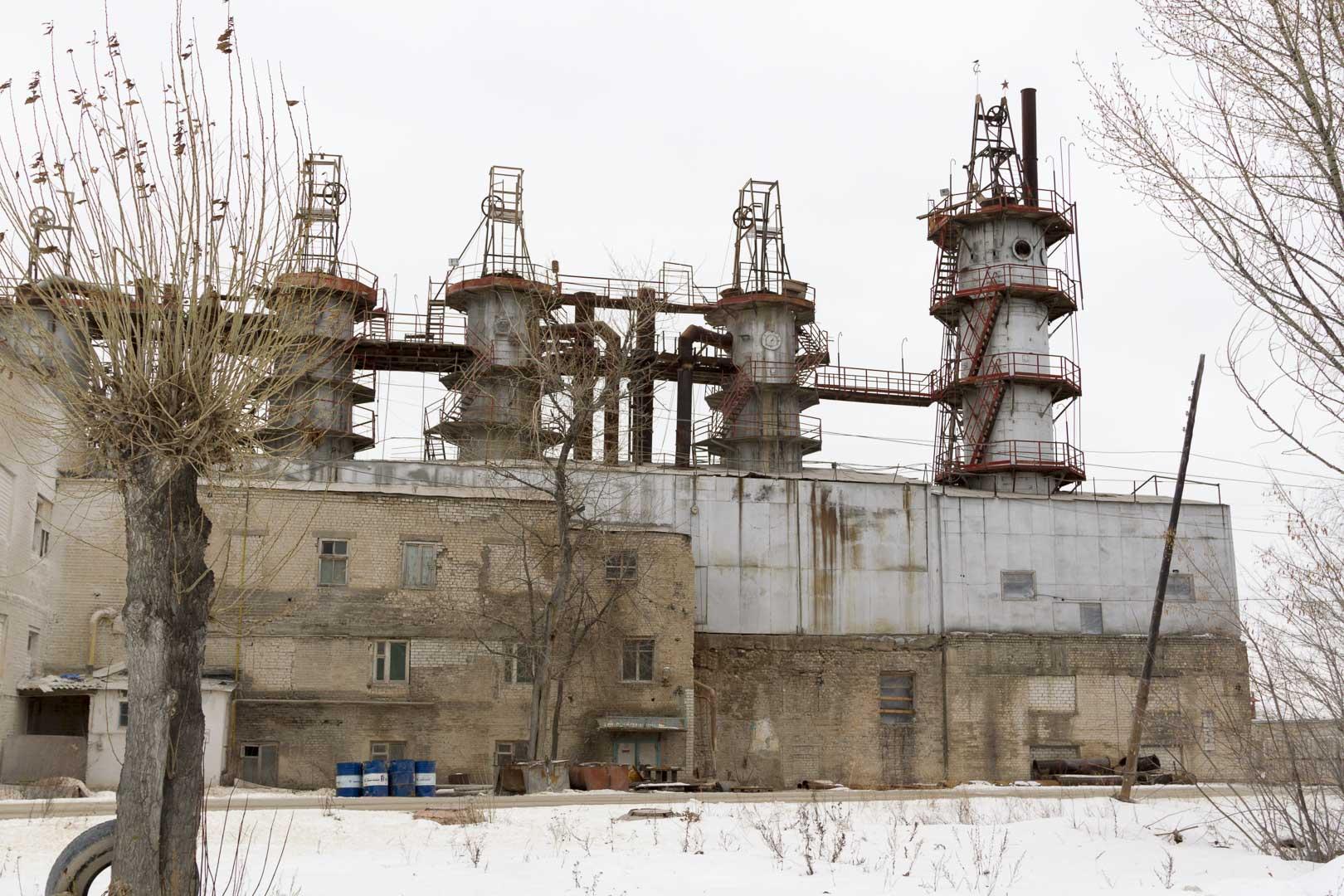 Silikatstroy in Dzerzhinsk, Nizhegorodskaya Oblast – Russia