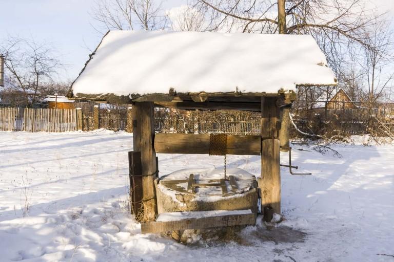 A Well near Dzerzhinsk, Nizhegorodskaya Oblast – Russia
