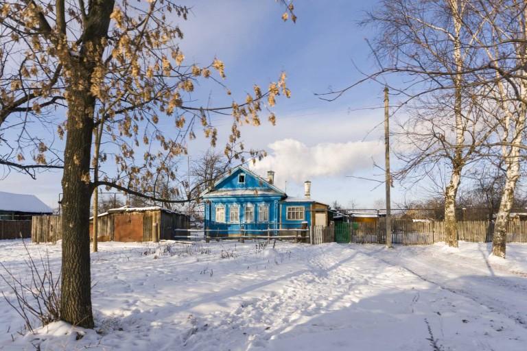 Old House in Dzerzhinsk, Nizhegorodskaya Oblast – Russia