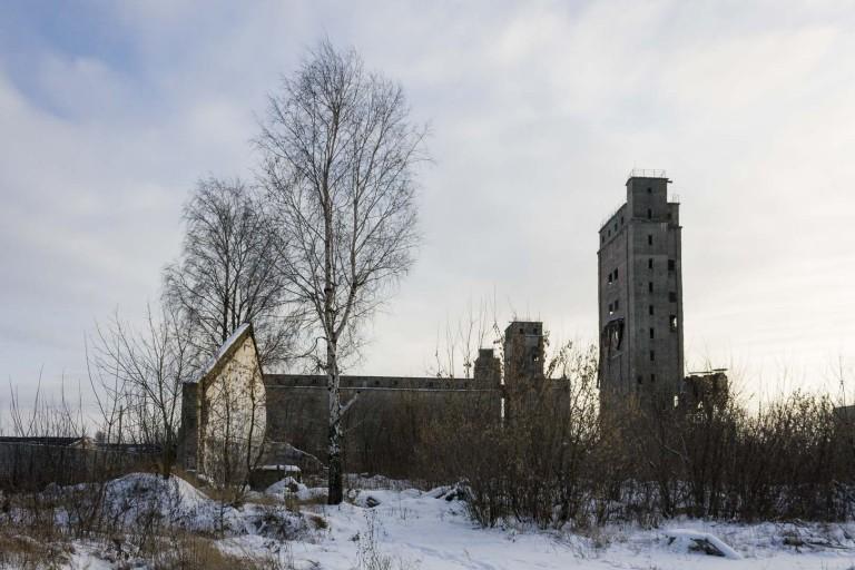 Abandoned Factory in Dzerzhinsk, Nizhegorodskaya Oblast – Russia