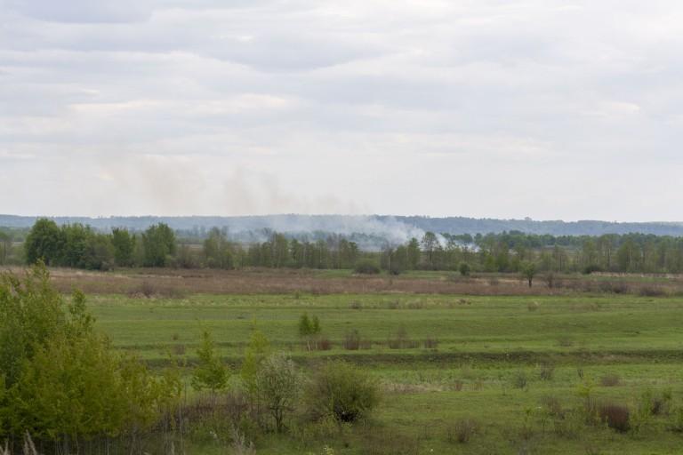 Near Oka River in Dzerzhinsk, Nizhegorodskaya Oblast – Russia