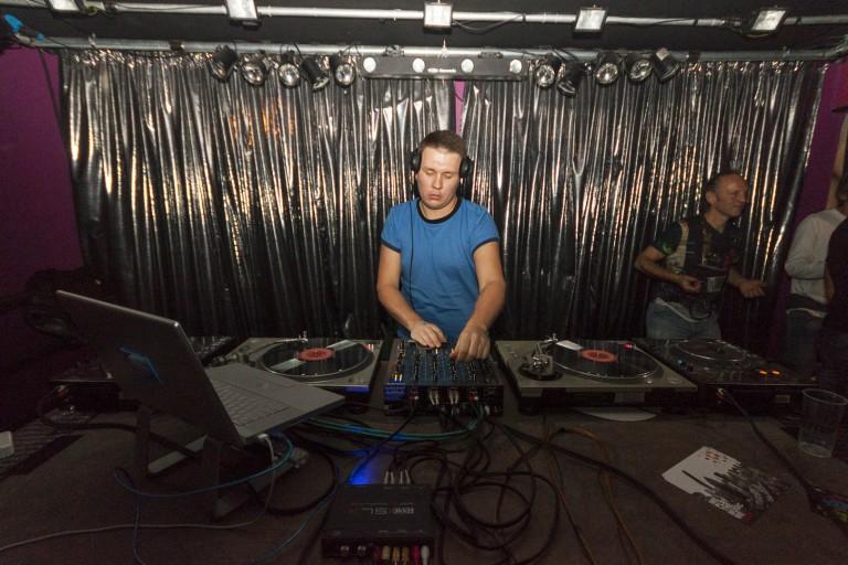 Andrey Pushkarev DJ Set at Spazio211 in Torino, Italy