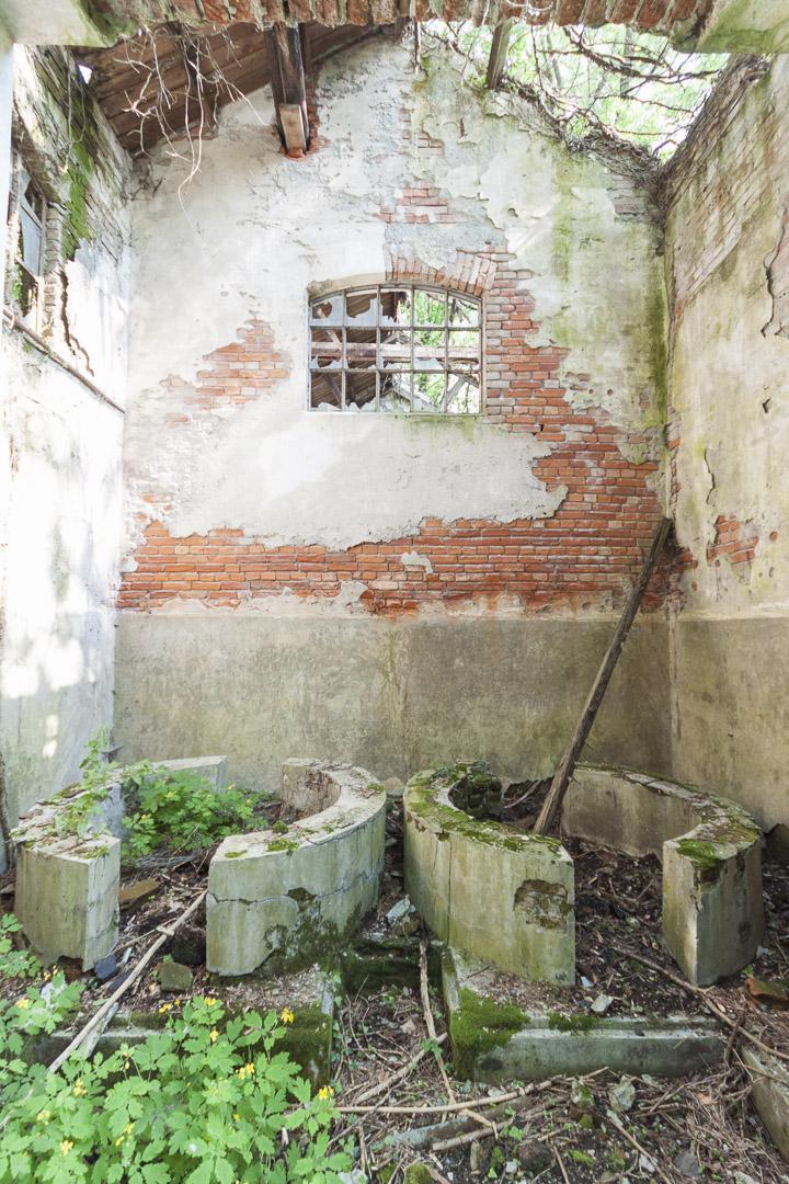 Abandoned Nobel Dynamite Company – Avigliana, Italy