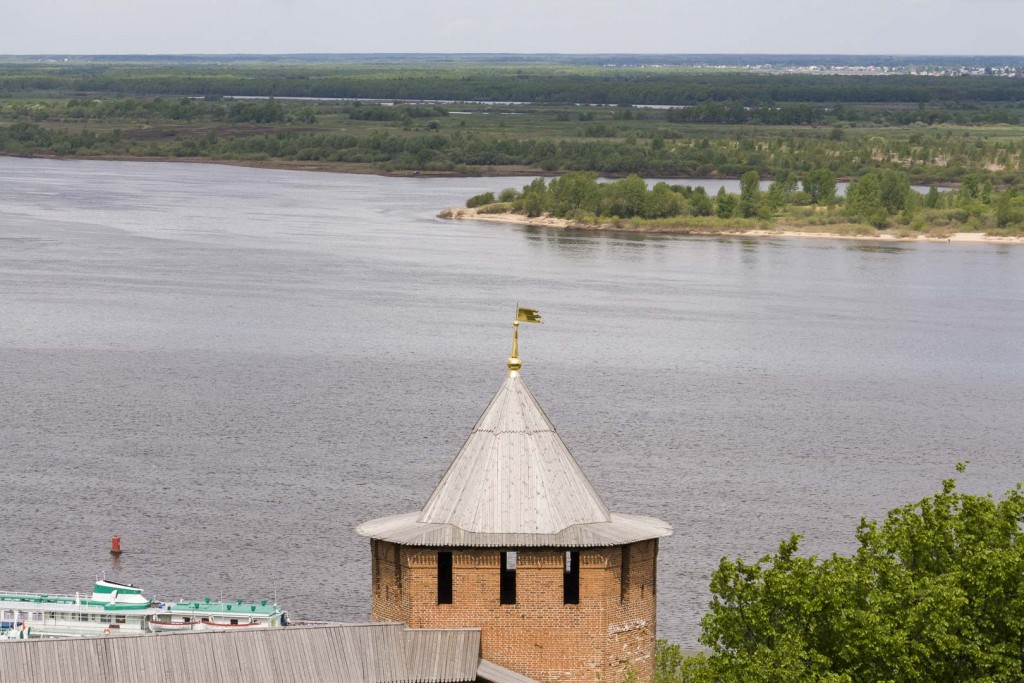 Nizhny Novgorod Kremlin – Russia