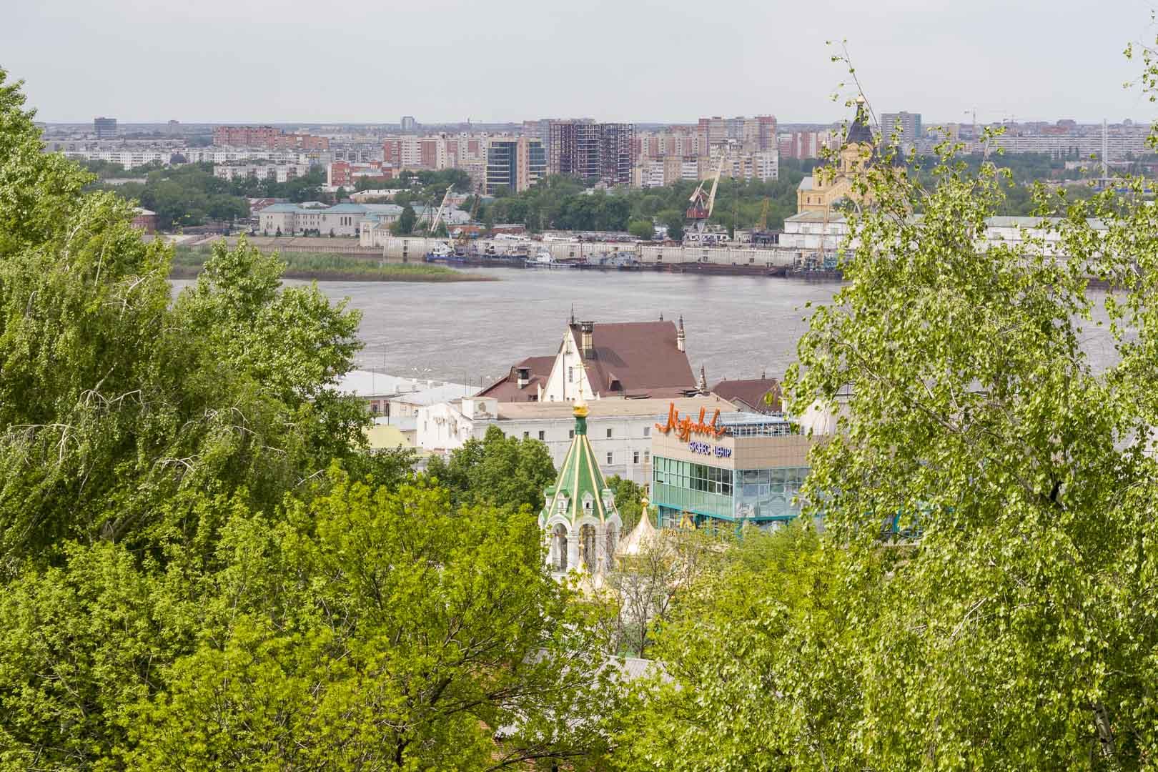Nizhny Novgorod – Russia
