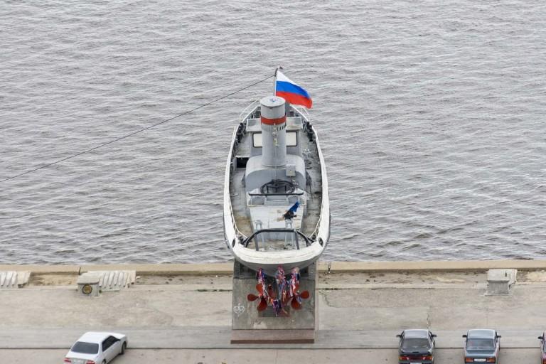 Boat Geroy, Nizhny Novgorod – Russia
