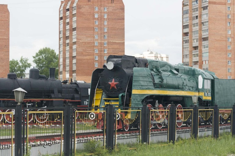 Locomotives, Nizhny Novgorod – Russia