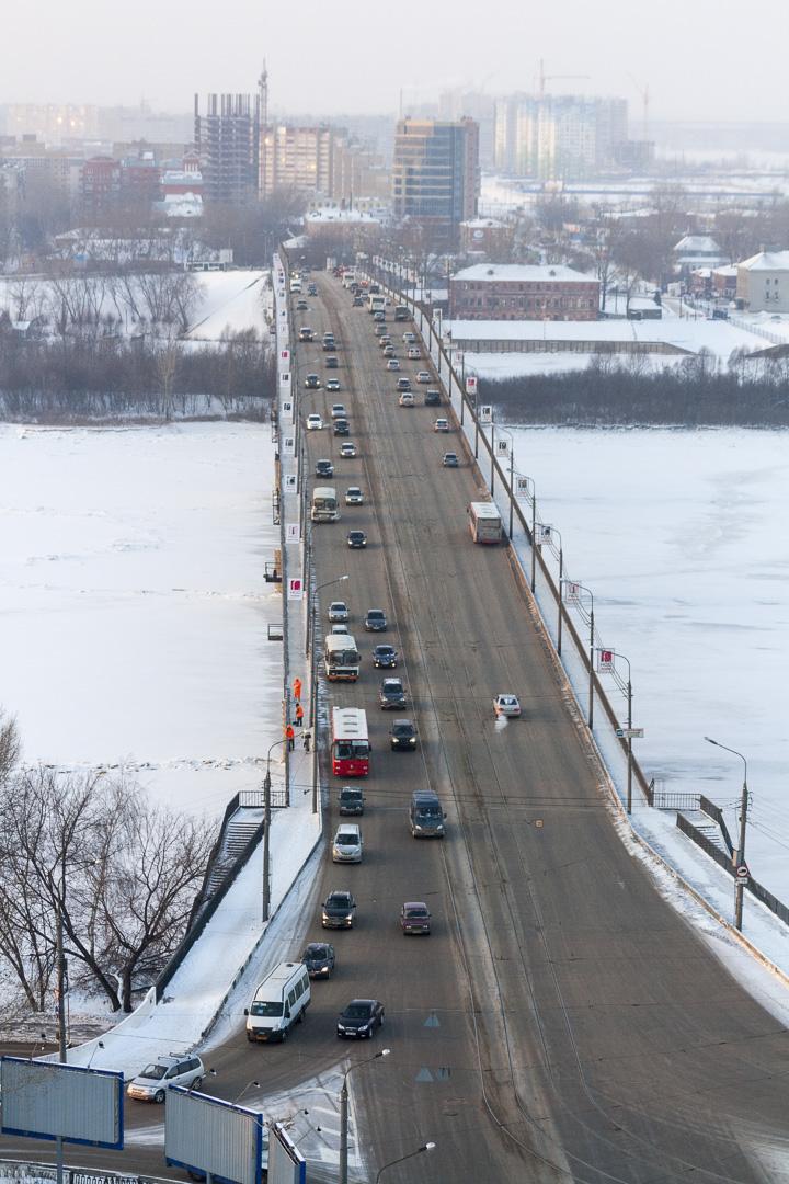 Kanavinsky Bridge, Nizhny Novgorod – Russia