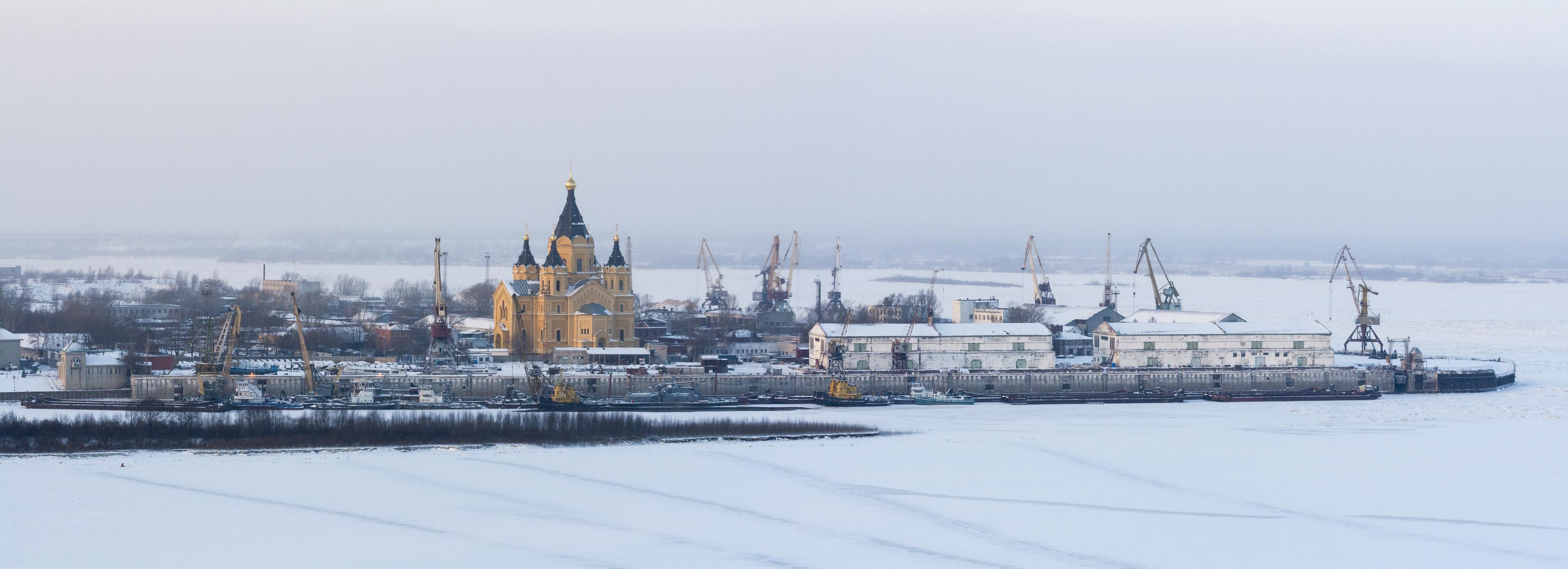 Alexander Nevsky Cathedral, Nizhny Novgorod – Russia
