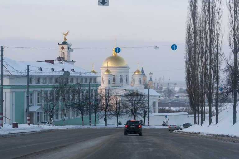 Annunciation Monastery, Nizhny Novgorod – Russia