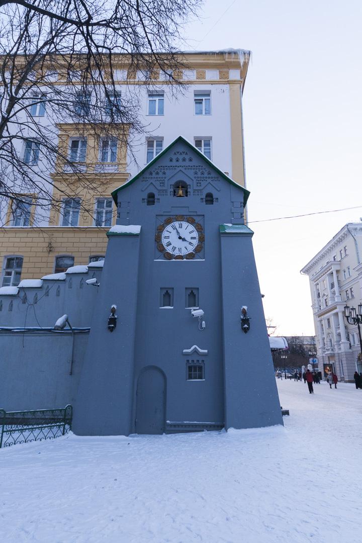 Bolshaya Pokrovskaya ulitsa, Nizhny Novgorod – Russia