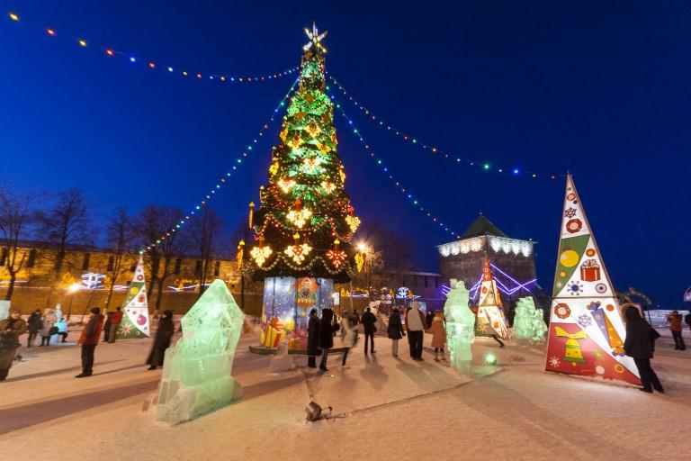 Zelenskiy Syezd, Nizhny Novgorod – Russia