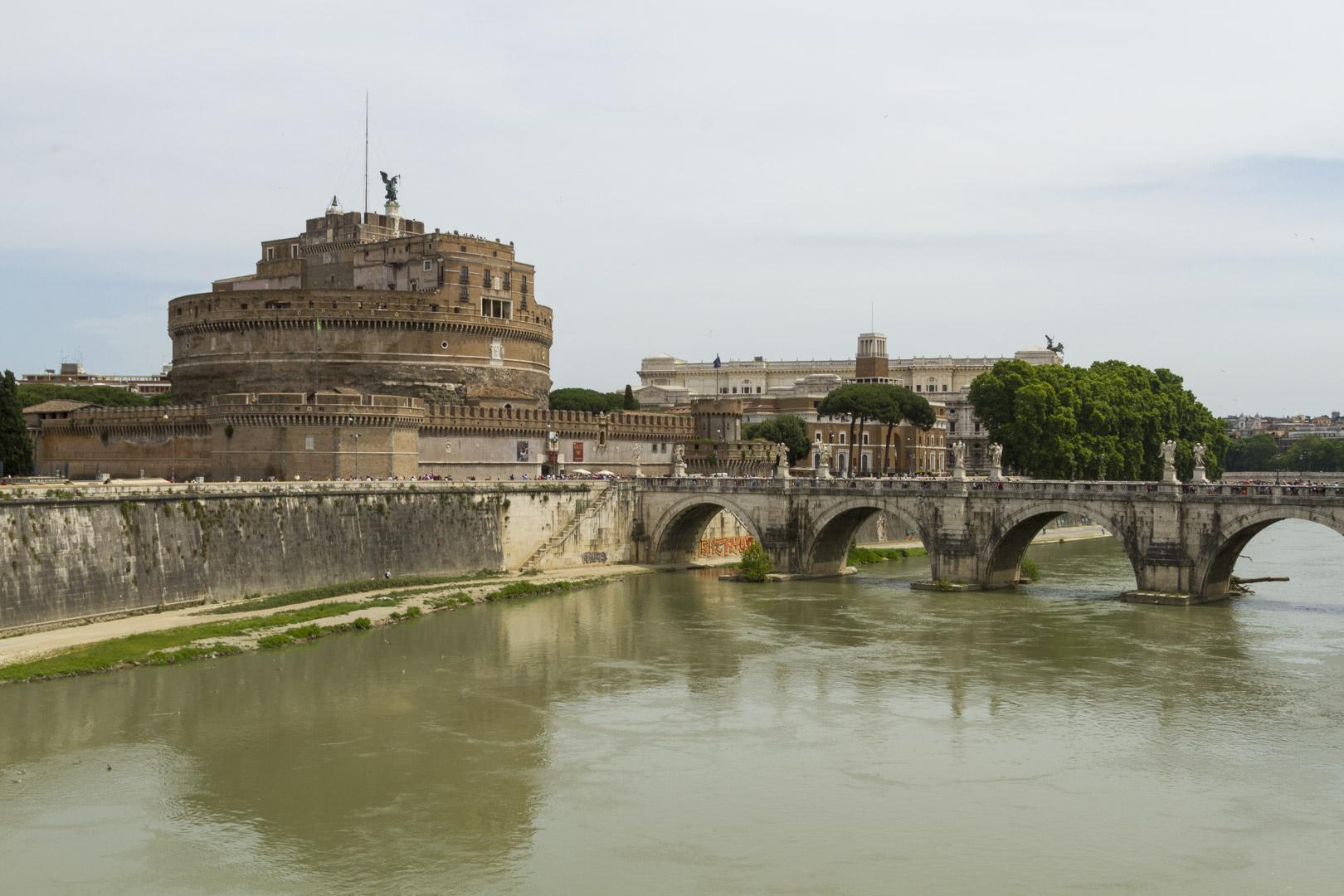 Castel Sant'Angelo, Rome – Italy