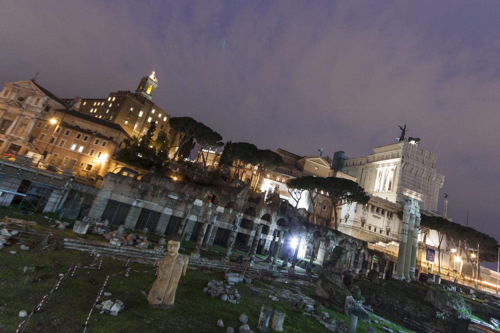 Foro di Cesare, Rome – Italy