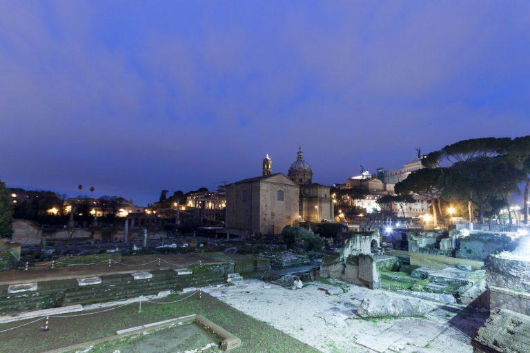 Curia Iulia, Rome – Italy