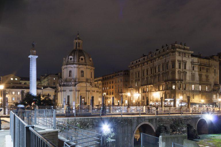 Foro Traiano, Rome – Italy