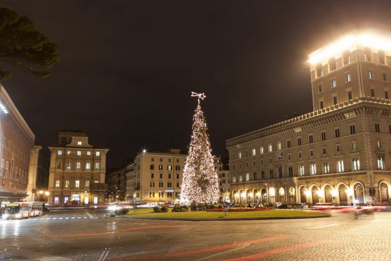 Piazza Venezia, Rome – Italy