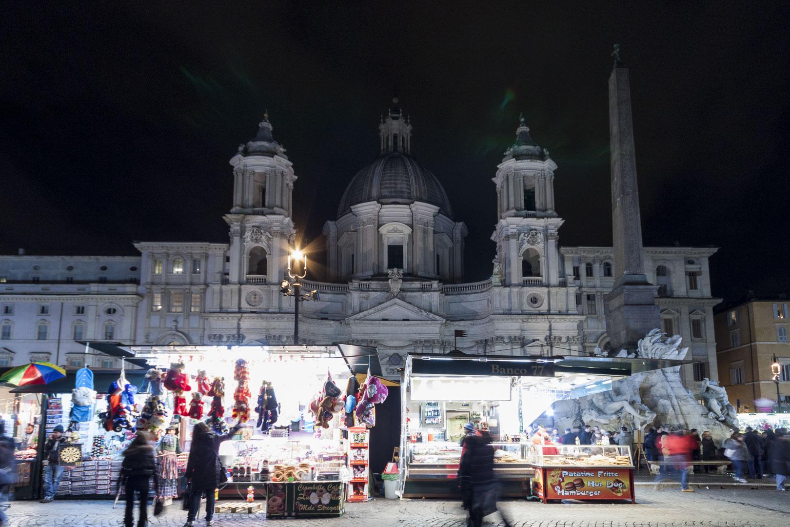 Piazza Navona, Rome – Italy