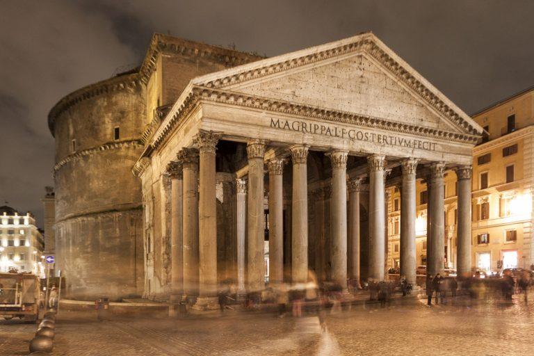 Pantheon, Rome – Italy