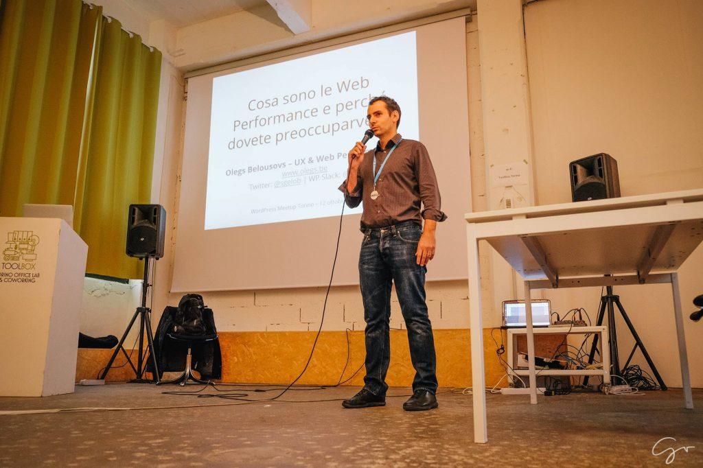 Olegs Belousovs – Web Performance